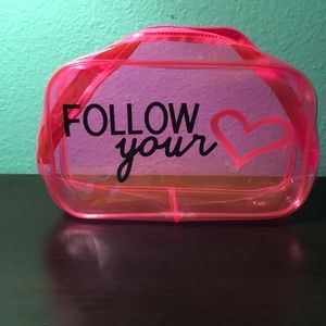 "Other - ""Follow Your Heart"" pencil case."